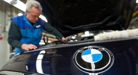 BMW прекратит выпускать в России пять моделей