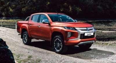 Mitsubishi L200 стал самым популярным пикапом в России
