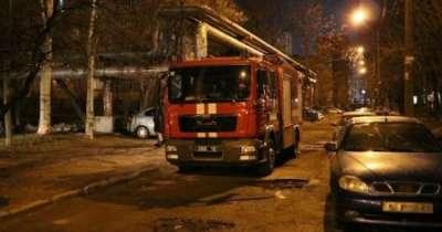 Под самым длинным домом Украины сгорели два человека (ФОТО, ВИДЕО)