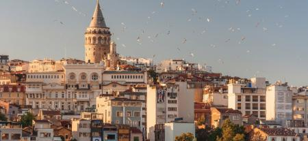 В Турции сократилось число иностранных сделок с жильём