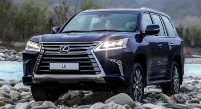 Стало известно, какую модель Lexus покупать выгоднее всего