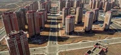 Крупнейший «город-призрак» Китая снова процветает