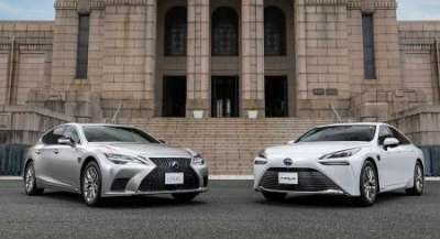 Lexus LS получил продвинутый автопилот