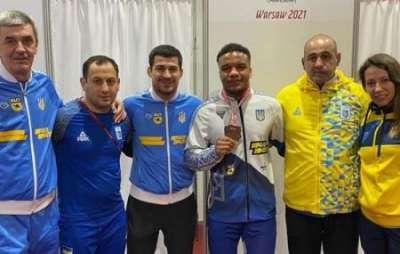 Жан Беленюк привез бронзу с чемпионата Европы