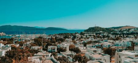 В первом полугодии в Турции продали более 550000 домов и квартир