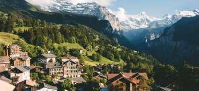 Пандемия повысила спрос на элитную недвижимость в Швейцарии