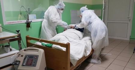 В Украине за сутки 1356 новых случаев Covid-19, 51 человек умер