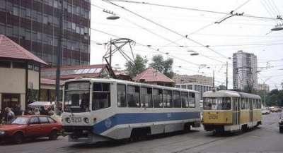 Столичные парковки уничтожают ради трамваев