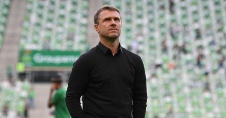 Новым главным тренером сборной Украины по футболу станет Сергей Ребров
