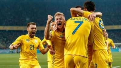 Названы премии футболистов сборной Украины за Евро-2020