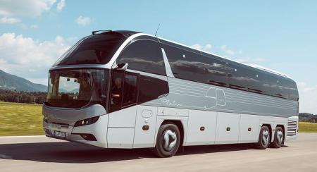 Почему Neoplan Cityliner признали лучшим автобусом для дальних поездок